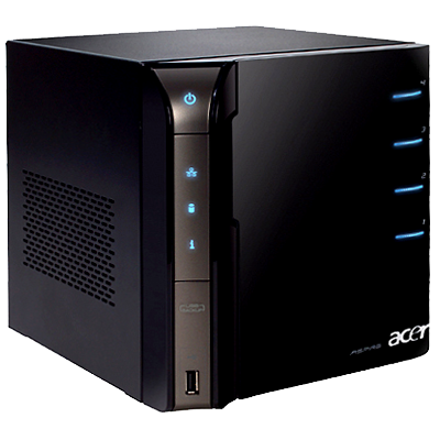 Acer Aspire easyStore AH340-U2T1H Home Server