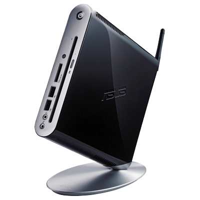 ASUS Eee Box EB1012-B0257 Nettop PC - Black