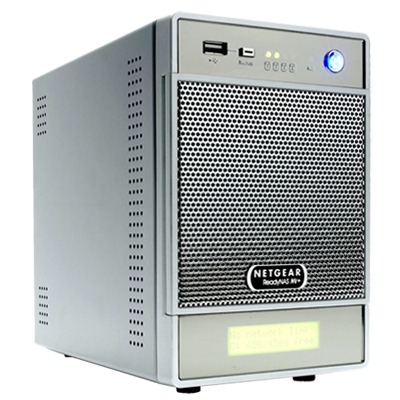 Netgear 2 TB ReadyNAS NV+ Network Hard Drive Array